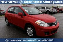 2008 Nissan Versa  South Burlington VT