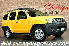 2008_Nissan_Xterra_S - 4.0L V6 ENGINE-1 OWNER 2-TONE STEEL/GRAPHITE CLOTH INTERIOR PREMIUM WHEELS_ Bensenville IL