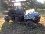 2008 POLARIS CREW 700  Goldthwaite TX