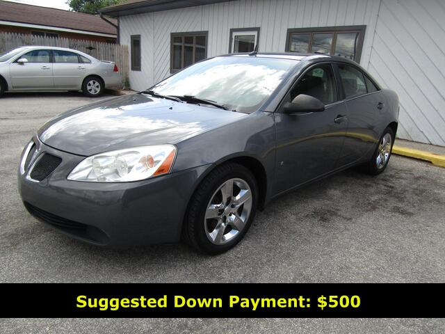 2008 PONTIAC G6 SE1  Bay City MI