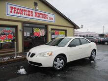 2008_Pontiac_G6_1SV Sedan_ Middletown OH