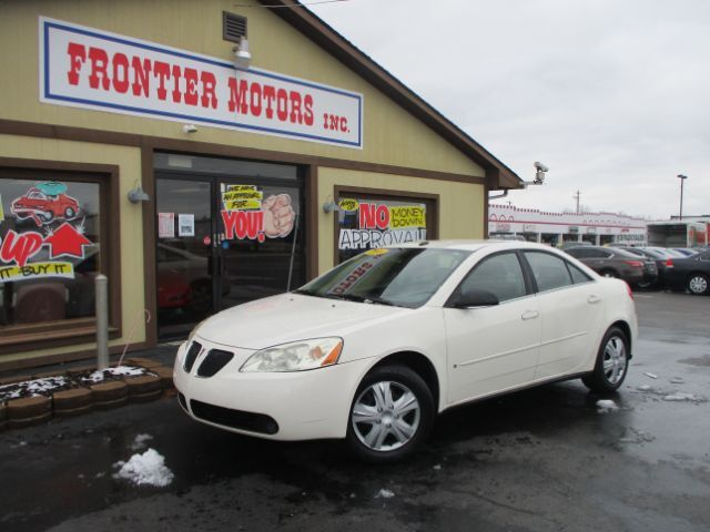 2008 Pontiac G6 1SV Sedan Middletown OH
