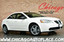 2008_Pontiac_G6_GT SEDAN - FRONT WHEEL DRIVE BLACK CLOTH PREMIUM CHROME WHEELS CLIMATE CONTROL_ Bensenville IL