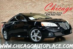 2008_Pontiac_G6_GXP - 3.6L V6 ENGINE FRONT WHEEL DRIVE BLACK LEATHER W/ GRAY INSERTS HEATED SEATS SUNROOF CHROME WHEELS_ Bensenville IL