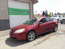 2008_Pontiac_G6_Sedan_ Spokane Valley WA