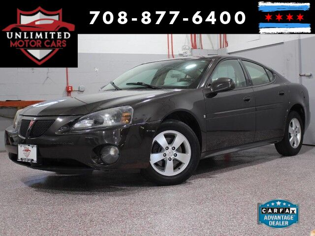 2008 Pontiac Grand Prix LEATHER HEATED SEATS SUNROOF  Bridgeview IL