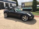 2008 Pontiac Solstice Convertible GXP NAVIGATION REAR VIEW CAMERA, LEATHER, UPGRADED STEREO!!! RARE AND VERY CLEAN!!!