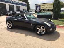 Pontiac Solstice Convertible GXP NAVIGATION REAR VIEW CAMERA, LEATHER, UPGRADED STEREO!!! RARE AND VERY CLEAN!!! 2008