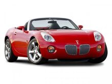 2008_Pontiac_Solstice_GXP Auto Convertible Low Miles._ Houston TX