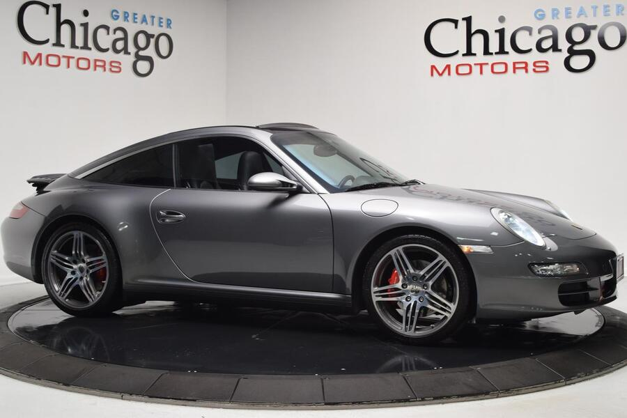 2008_Porsche_911_4S_ Chicago IL