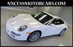 2008_Porsche_911_Carrera XENON ROOF HEATED SEATS CLEAN CARFAX._ Houston TX