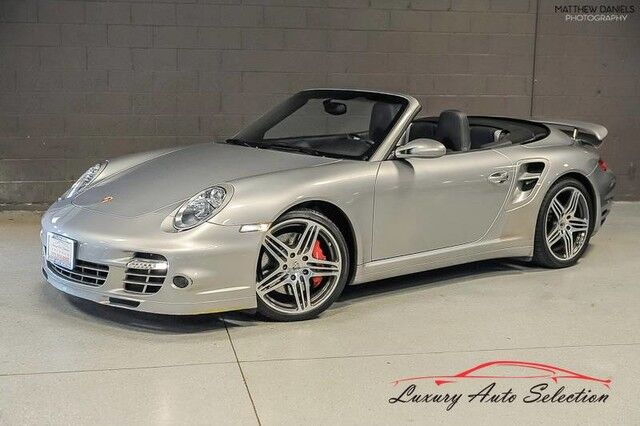 2008 Porsche 911 Turbo 2dr Convertible Chicago IL