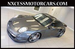 2008_Porsche_911_Turbo AUTOMATIC NAVIGATION SYSTEM 1-OWNER._ Houston TX