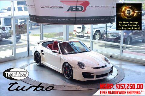 2008_Porsche_911_Turbo Cabriolet_ Chantilly VA
