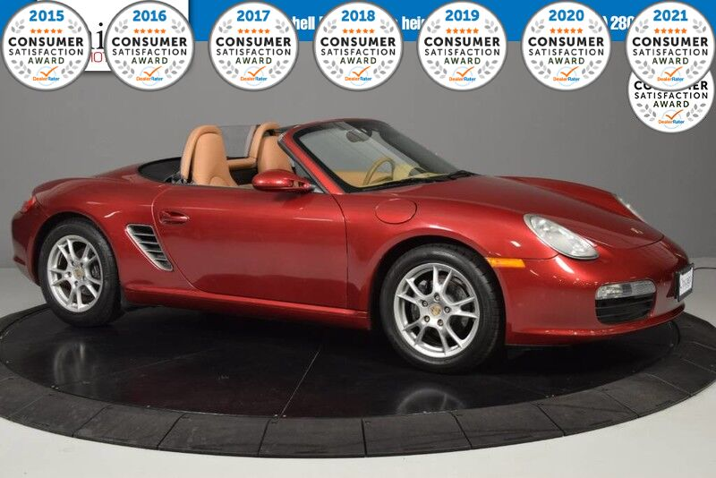 2008_Porsche_Boxster__ Glendale Heights IL