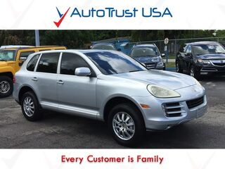 Porsche Cayenne AWD Clean Carfax Low Miles Sunroof 2008