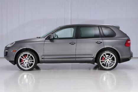 Porsche Cayenne AWD Turbo 2008