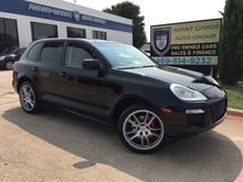 2008_Porsche_Cayenne GTS AWD NAVIGATION_CAMERA, ADVANCED OFF ROAD, SELF LEVELING, UPGRADED SOUND SYSTEM, SPORTS EXHAUST, HEATED SUEDE /LEATHER SUNROOF!!! VERY RARE AND EXTRA CLEAN!!!_ Plano TX