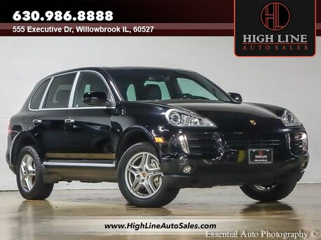 2008_Porsche_Cayenne_S_ Willowbrook IL