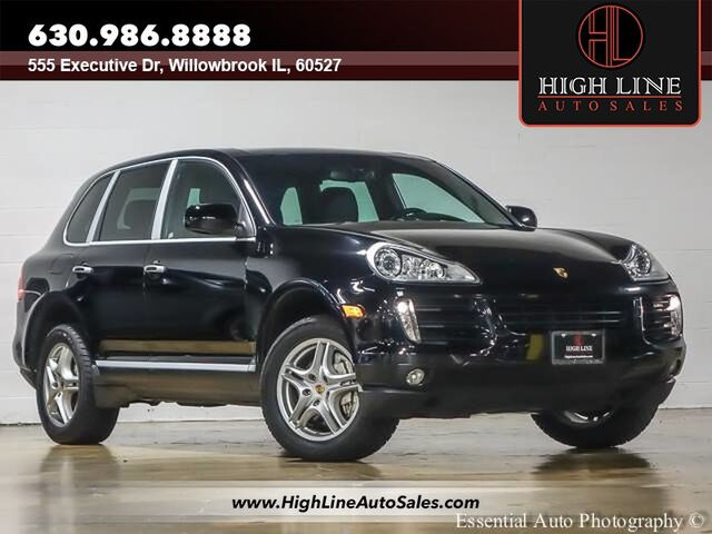 2008 Porsche Cayenne S Willowbrook IL