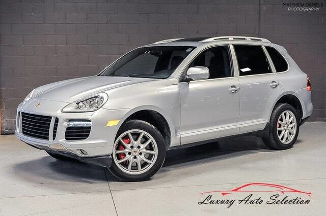 2008_Porsche_Cayenne Turbo_4dr SUV_ Chicago IL