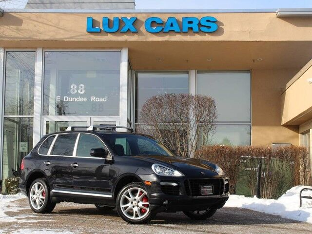 2008_Porsche_Cayenne_Turbo Nav AWD MSRP $102,825_ Buffalo Grove IL
