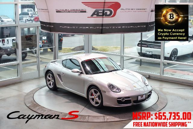 2008 Porsche Cayman S Chantilly VA
