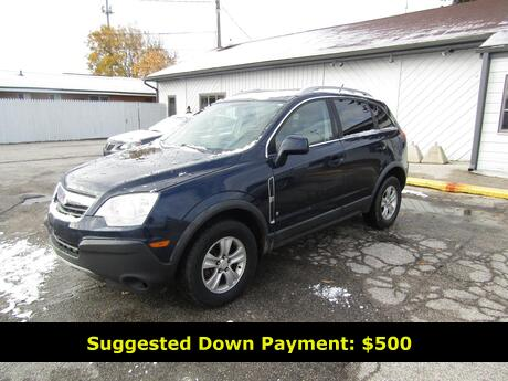2008 SATURN VUE XE  Bay City MI