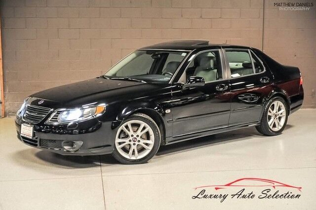 2008_Saab_9-5_4dr Sedan_ Chicago IL