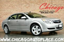 2008_Saturn_Aura_XE - 1 OWNER ECOTEC 2.4L 4-CYL ENGINE FRONT WHEEL DRIVE BLACK LEATHER WOOD GRAIN INTERIOR TRIM PREMIUM ALLOY WHEELS_ Bensenville IL