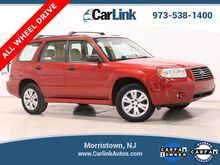 2008_Subaru_Forester_2.5X_ Morristown NJ