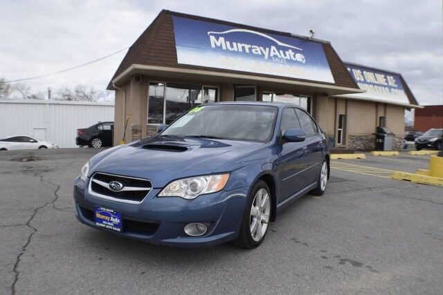 2008 Subaru Legacy (Natl) GT Ltd Murray UT