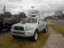 TOYOTA TACOMA TDR SPORT 4X4, BUY BACK GUARANTEE & WARRANTY, MULTI DISC, TOW PKG, POWER MIRRORS, ONLY 95K MILES! 2008
