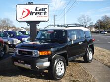 TOYOTA FJ CRUISER 4X4, CARFAX CERTIFIED, TOW PACKAGE, ROOF RACKS, EXCELLENT CONDITION, ONLY 58K MILES! 2008