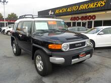 2008_TOYOTA_FJ CRUISER_4X4, CERTIFIED W/ WARRANTY, ONLY 29K MILES. TOW, CRUISE CONTROL, A/C, KEYLESS ENTRY, VERY CLEAN!!_ Norfolk VA