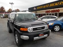 2008_TOYOTA_FJ CRUISER_4X4,BUYBACK GUARANTEE, WARRANTY, ONLY 29K MILES. TOW, CRUISE CONTROL, A/C, KEYLESS ENTRY, CLEAN!!!!_ Norfolk VA