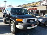 2008 TOYOTA FJ CRUISER 4X4,BUYBACK GUARANTEE, WARRANTY, ONLY 29K MILES. TOW, CRUISE CONTROL, A/C, KEYLESS ENTRY, CLEAN!!!!