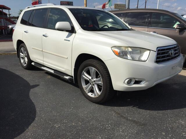 2008 TOYOTA HIGHLANDER  Houston TX