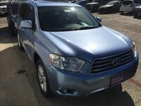 TOYOTA HIGHLANDER 4 DOOR WAGON 2008