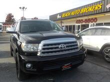 2008_TOYOTA_SEQUOIA_LIMITED, BUYBACK GUARANTEE, WARRANTY, LEATHER, HEATED SEATS, SUNROOF, 3RD ROW, CAPTAINS CHAIRS!_ Norfolk VA