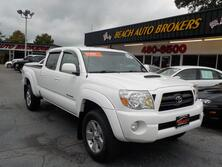 TOYOTA TACOMA PRERUNNER DOUBLE CAB CREW, TRD OFF ROAD SPORT PKG, BUYBACK GUARANTEE, WARRANTY, LOW MILES, MINT!!!! 2008