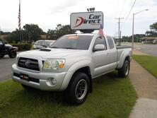 TOYOTA TACOMA TRD SPORT 4X4, ONE OWNER, CERTIFIED W/WARRANTY, PIONEER SOUND, TOW PKG, PACER WHEELS,  64K MILES! 2008