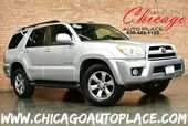 2008 Toyota 4Runner Limited - 4.0L VVT-I V6 ENGINE 4 WHEEL DRIVE GRAY LEATHER HEATED SEATS NAVIGATION BACKUP CAMERA SUNROOF JBL AUDIO REAR TV/DVD