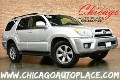 2008_Toyota_4Runner_Limited - 4.0L VVT-I V6 ENGINE 4 WHEEL DRIVE GRAY LEATHER HEATED SEATS NAVIGATION BACKUP CAMERA SUNROOF JBL AUDIO REAR TV/DVD_ Bensenville IL