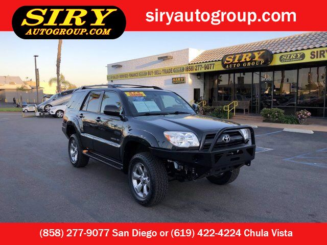 Used Toyota 4runner San Diego Ca