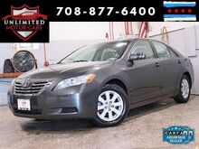 2008_Toyota_Camry Hybrid_Navigation Heated Leather Sunroof_ Bridgeview IL