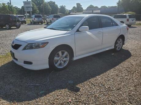 2008 Toyota Camry SE 5-Spd AT Hattiesburg MS
