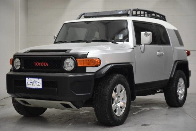 2008 Toyota FJ Cruiser  Englewood CO