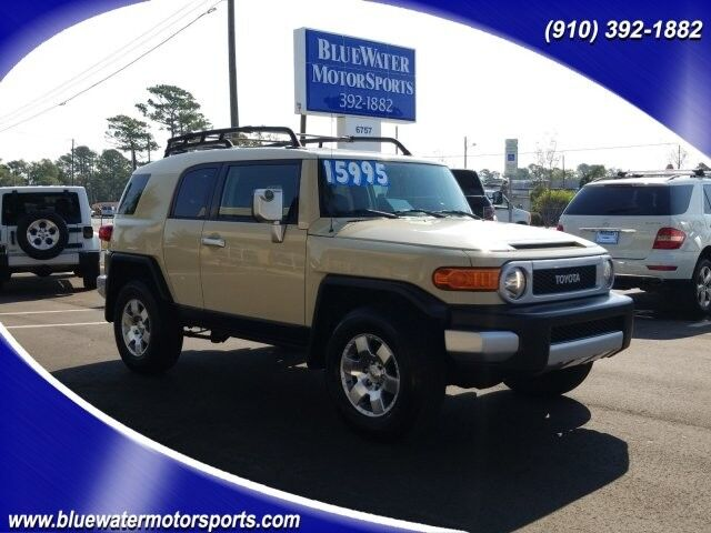 2008 Toyota FJ Cruiser  Wilmington NC