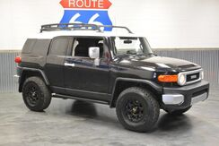 2008_Toyota_FJ Cruiser_4WD! AUTOMATIC! CUSTOM BLACKED OUT WHEELS/NITTO TIRES!! PRICED AT A STEAL! WONT LAST!!_ Norman OK